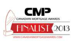 Canadian Mortgage Award 2013